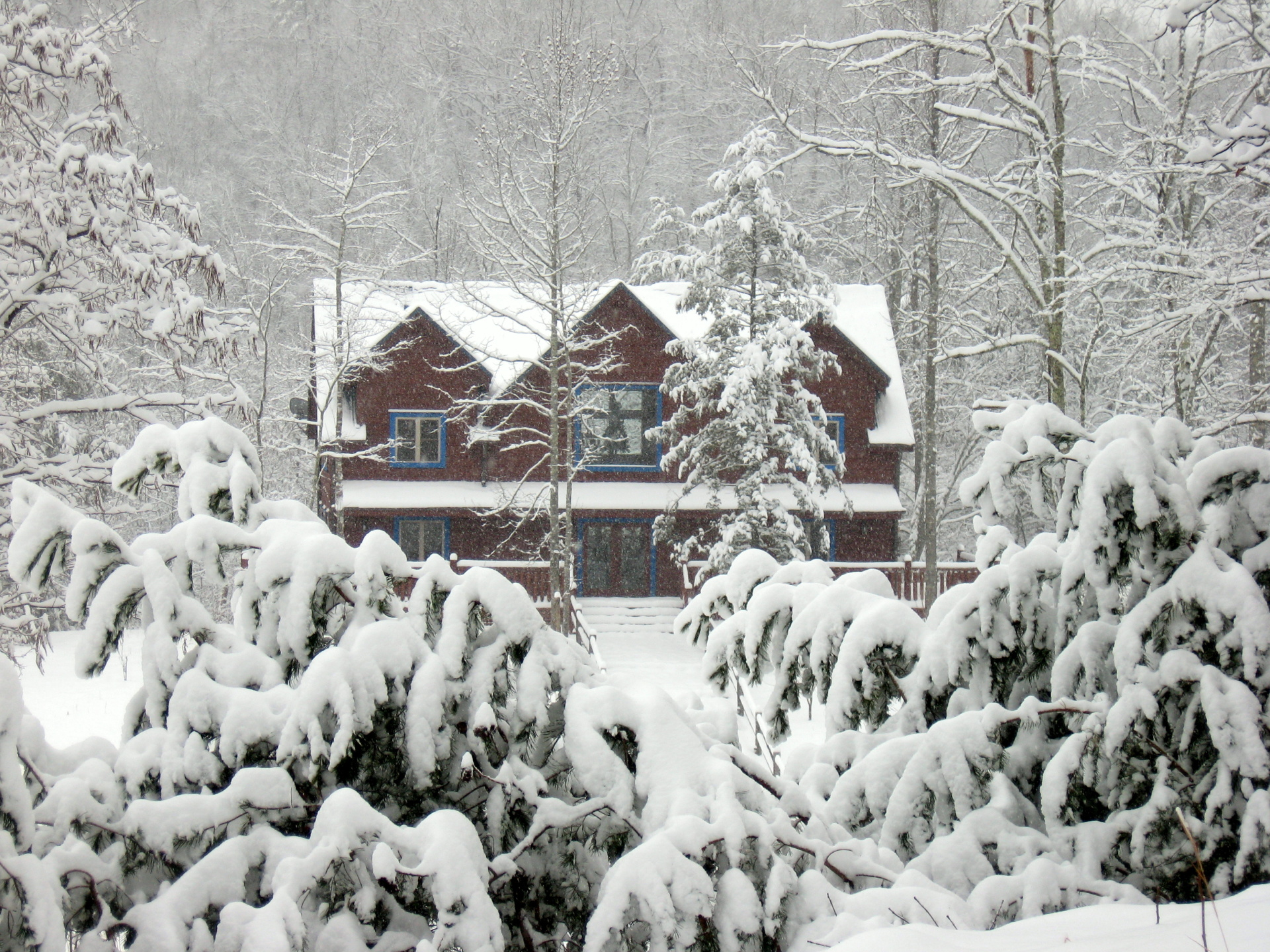 Rent Blue Mountain Lodge winter WEEKNIGHTS $195