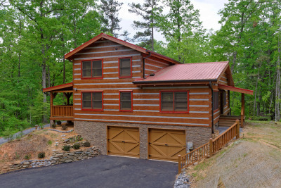 Rent Appalachian Escape family friendly Cabin Smoky Mountains