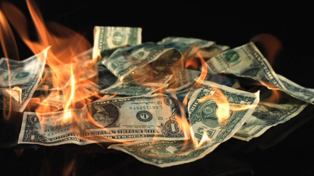 Do you have money to burn? vacation rental Service fees explained