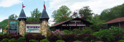 Salt and Pepper shaker museum in Gatlinburg